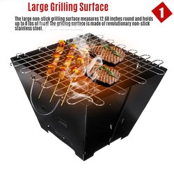 Machine barbecue