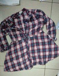 Chemises de friperie