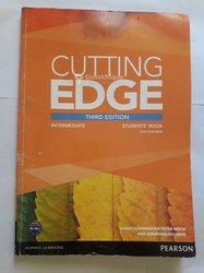 Livre anglais Cutting edge intermediate