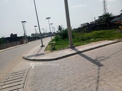 Vente Terrain 550 m² - Cotonou Agla