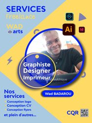 Graphiste designer imprimeur