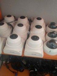 Installation caméra vidéo surveillance - système d'alarme - domotique