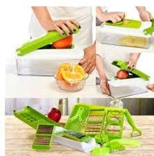 Découpe légumes Nicer Dicer plus