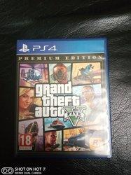 Jeux vidéo PlayStation 4 GTA V