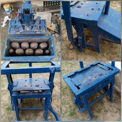 Machine électrique de fabrication de brique
