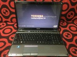 PC Toshiba Satellite core i7