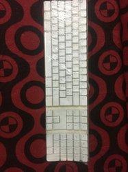 Clavier mac fil