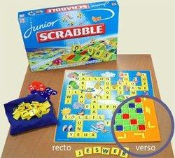 Scrabble pour enfant