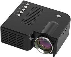 Mini projecteur vidéo led hd professionnel haute définition