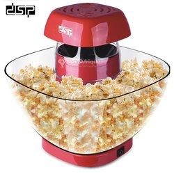 Mini machine à popcorn électrique professionnelle rapide
