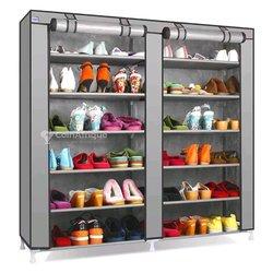 Range-chaussures démontables multi-couches - portables