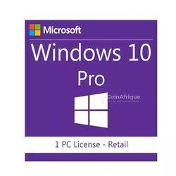 Windows 10 professionnal