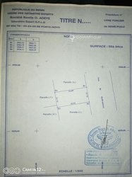 Parcelle - Seme Zone Franche