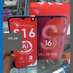 Itel S16 - 16 gb