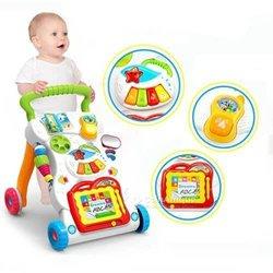 Marche bébé musical avec jouet enfant