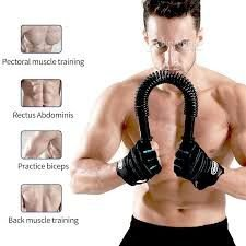 Barre de traction musculaire Power Twist