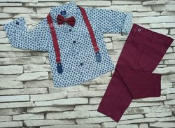Ensemble chemises pantalons garçons