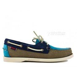 Chaussures Sebago daim