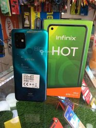 Infinix Hot 10 - 64 gb