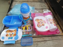 Ensemble vaisselle pour enfants
