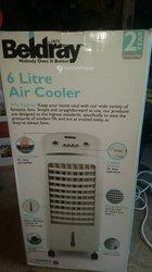 Rafraichisseur d'air climatiseur portable Beldray  - 6l
