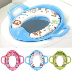 Support toilette pour bébé