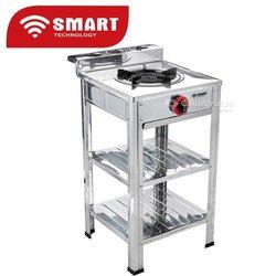 Cuisinière avec étagère  Smart Technology