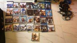 PS3 + CD Jeux