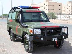 Ambulance Toyota Land Cruiser 2020