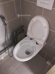 Changement équipements sanitaires