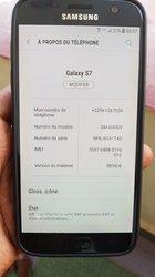 Samsung Galaxy S7 - 32 gigas