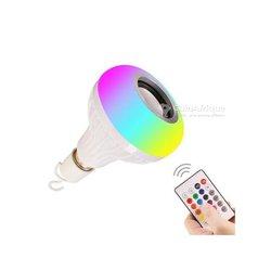 Ampoule Led Bluetooth haut-parleur