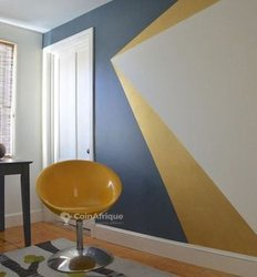 Travaux de peinture - décoration