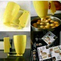 Découpe beignets