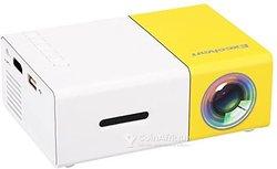 Mini projecteur vidéo LED professionnel HD