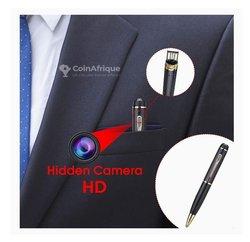 Stylo caméra espion enregistreur vidéo et audio HD