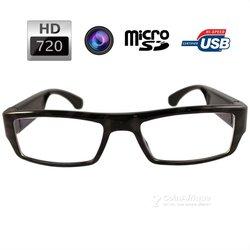 Lunettes caméra espion enregistreur vidéo et audio HD