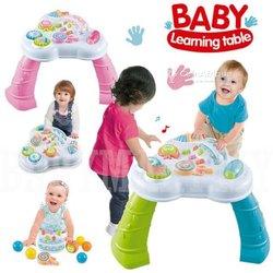 Table d'apprentissage bébé