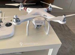 Drone Dji Phantom 3 + 2 batteries