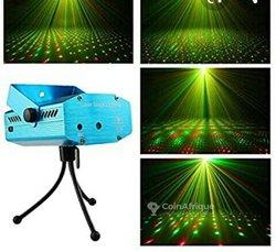 Mini laser disco