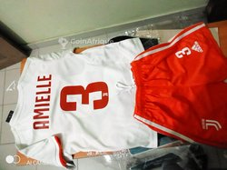 Personnalisation maillots