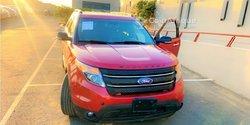 Ford Explorer Sport 2014