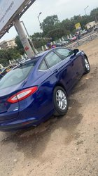 Ford Fusion 2014