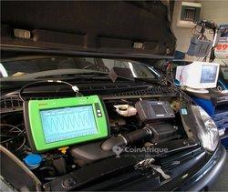 Diagnostic électronique automobile