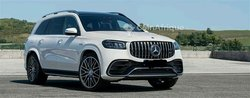 Mercedes-Benz GLS63 603 HP 2020