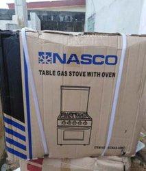 Mini gazinière Nasco 4 feux - four