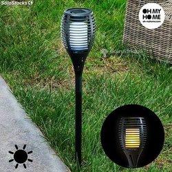 Lampe solaire pour jardin