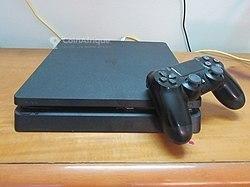 Playstation 4 slim 500 gigas - manette - Pro 20 - hitman