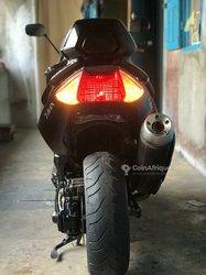 Yamaha T-max 2013