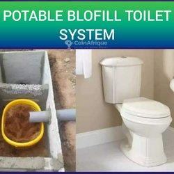 Réalisation de fosse biofil